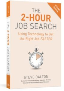 2-hour job search book cover